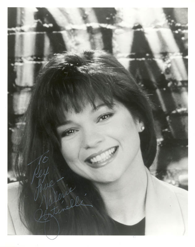 Image 1 for Valerie Bertinelli - Autographed Inscribed Photograph - HFSID 263559