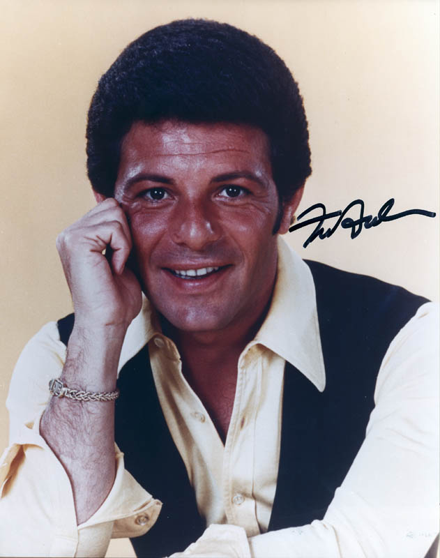 Image 1 for Frankie Avalon - Autographed Signed Photograph - HFSID 263578