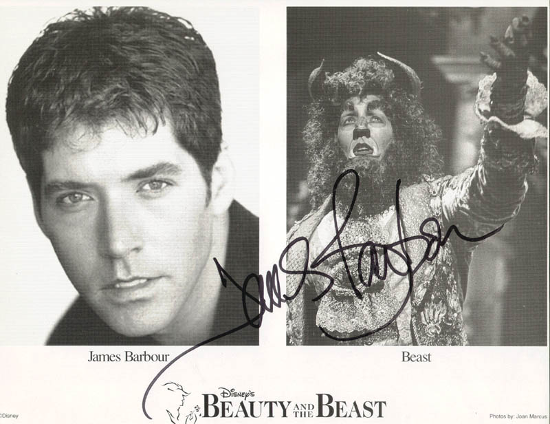 Image 1 for James Barbour - Autographed Signed Photograph - HFSID 263585