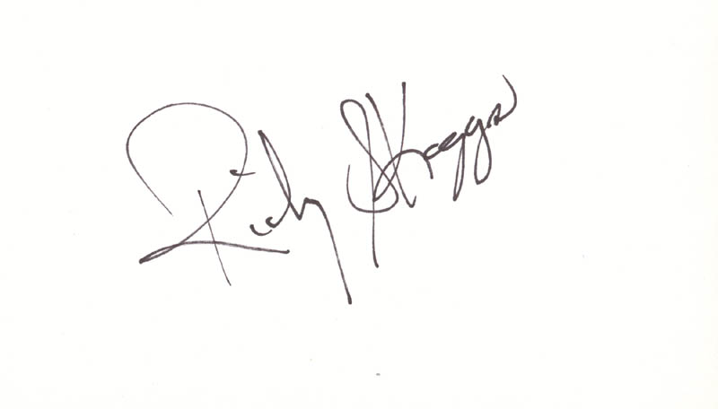 Cards & Papers Just Turhan Bey Signed Autographed 3x5 Card Jsa Certified