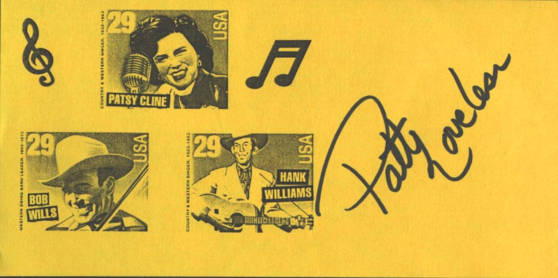 Image 1 for Patty Loveless - Autograph - HFSID 264022