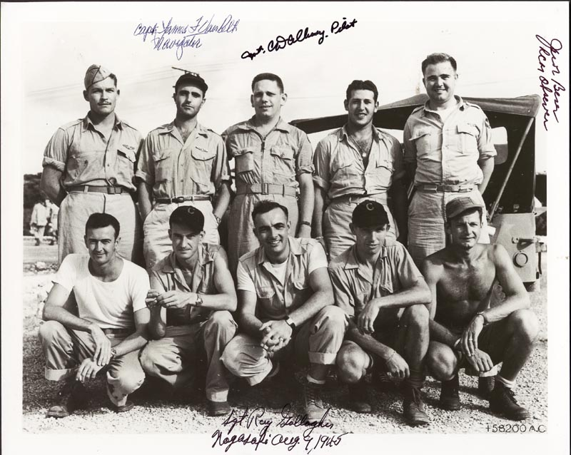 Image 1 for Bock'S Car Crew - Autographed Signed Photograph with co-signers - HFSID 264522