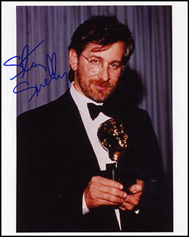 Image 1 for Steven Spielberg - Autographed Signed Photograph - HFSID 264543