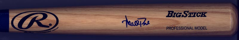 Image 1 for Aaron Boone - Baseball Bat Signed - HFSID 264796