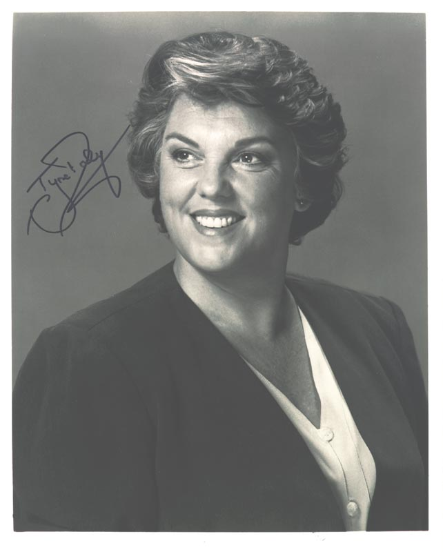 Image 1 for Tyne Daly - Autographed Signed Photograph - HFSID 264991