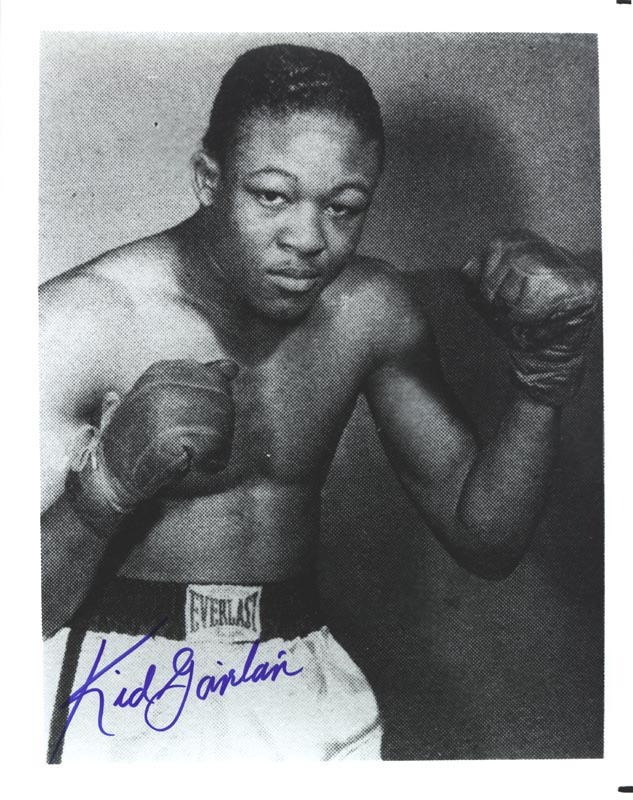 Image 1 for Kid Gavilan - Autographed Signed Photograph - HFSID 265026