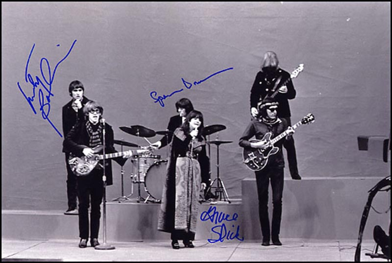 Image 1 for Jefferson Airplane - Autographed Signed Photograph with co-signers - HFSID 265146