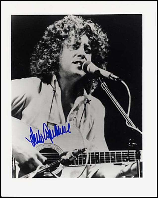 Image 1 for Arlo Guthrie - Autographed Signed Photograph - HFSID 265687
