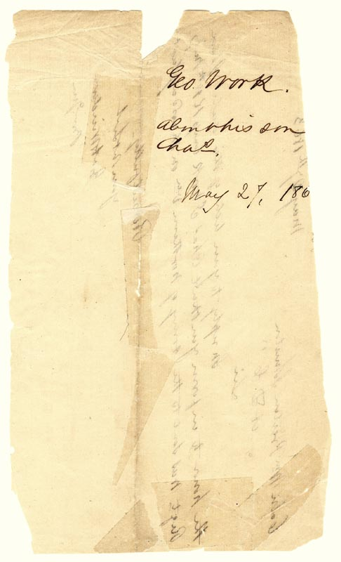 Image 3 for Brigadier General John H. Winder - Autograph Letter Signed 05/27/1863 - HFSID 265798