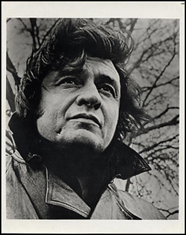 Image 1 for Johnny Cash - Autographed Signed Photograph - HFSID 265851