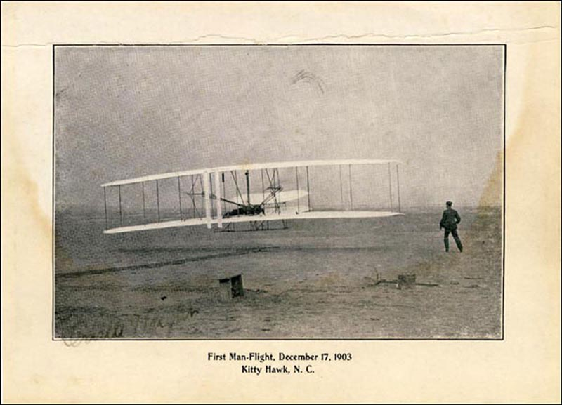 Image 1 for Orville Wright - Autographed Signed Photograph - HFSID 265856