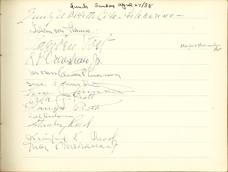 Image 5 for Associate Justice William O. Douglas - Book Signed Circa 1961 with co-signers - HFSID 266132