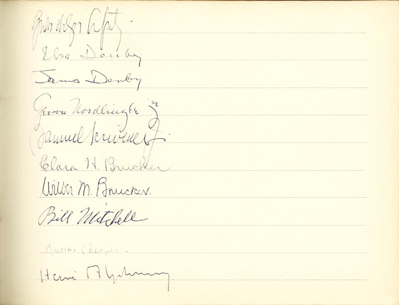 Image 6 for Associate Justice William O. Douglas - Book Signed Circa 1961 with co-signers - HFSID 266132