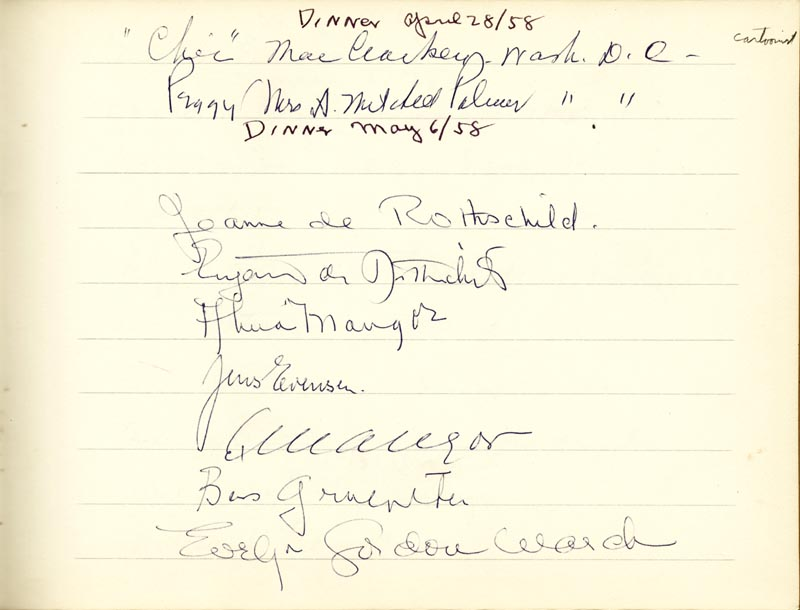 Image 7 for Associate Justice William O. Douglas - Book Signed Circa 1961 with co-signers - HFSID 266132