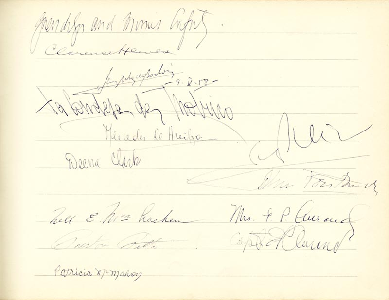 Image 10 for Associate Justice William O. Douglas - Book Signed Circa 1961 with co-signers - HFSID 266132