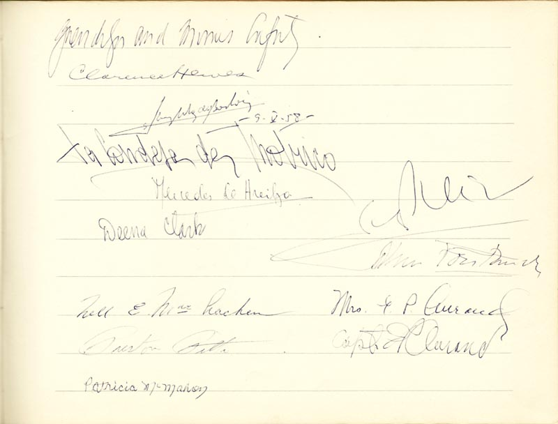 Image 11 for Associate Justice William O. Douglas - Book Signed Circa 1961 with co-signers - HFSID 266132