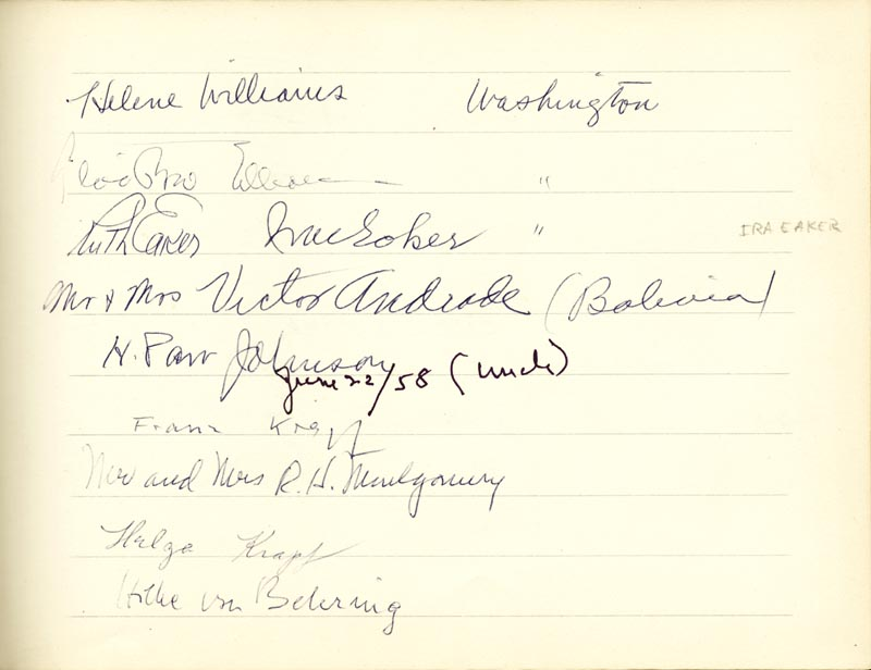 Image 19 for Associate Justice William O. Douglas - Book Signed Circa 1961 with co-signers - HFSID 266132