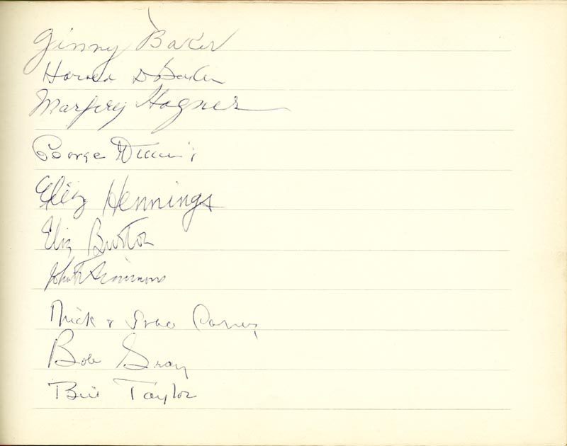 Image 28 for Associate Justice William O. Douglas - Book Signed Circa 1961 with co-signers - HFSID 266132