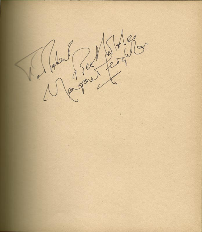 Image 4 for Art Carney - Inscribed Book Signed Circa 1969 with co-signers - HFSID 266133