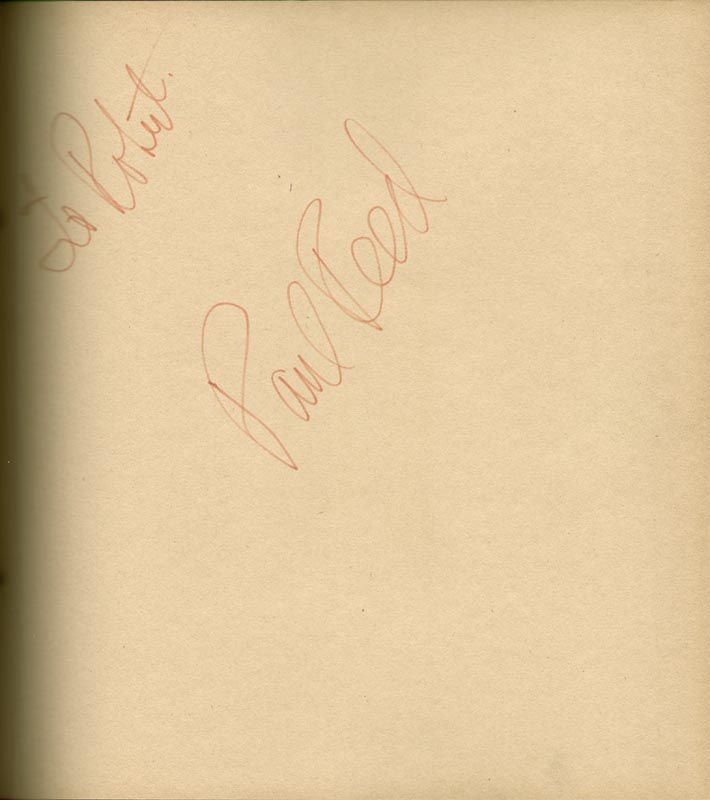 Image 10 for Art Carney - Inscribed Book Signed Circa 1969 with co-signers - HFSID 266133