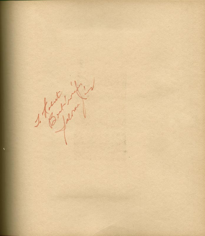 Image 12 for Art Carney - Inscribed Book Signed Circa 1969 with co-signers - HFSID 266133