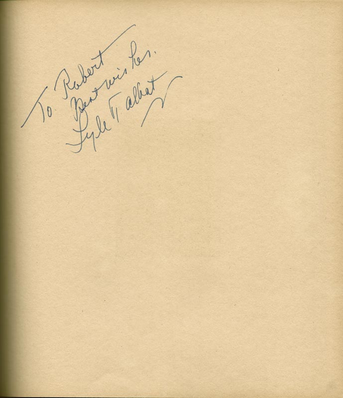 Image 18 for Art Carney - Inscribed Book Signed Circa 1969 with co-signers - HFSID 266133