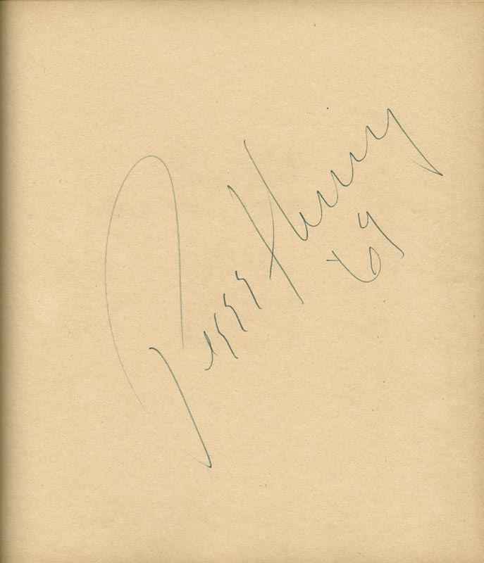 Image 26 for Art Carney - Inscribed Book Signed Circa 1969 with co-signers - HFSID 266133