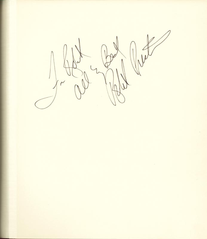 Image 3 for Mary Martin - Inscribed Signature Circa 1971 with co-signers - HFSID 266134