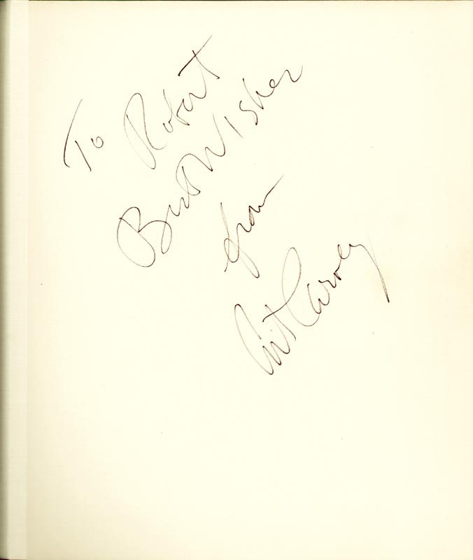 Image 6 for Mary Martin - Inscribed Signature Circa 1971 with co-signers - HFSID 266134