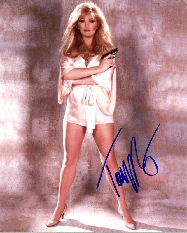 Image 1 for Tanya Roberts - Autographed Signed Photograph - HFSID 266498