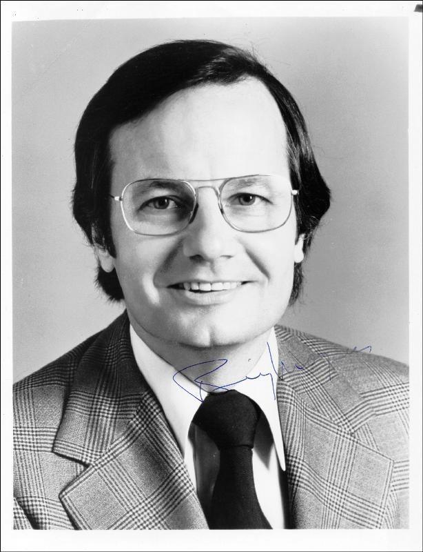 Image 1 for Bill Moyers - Autographed Signed Photograph - HFSID 26658
