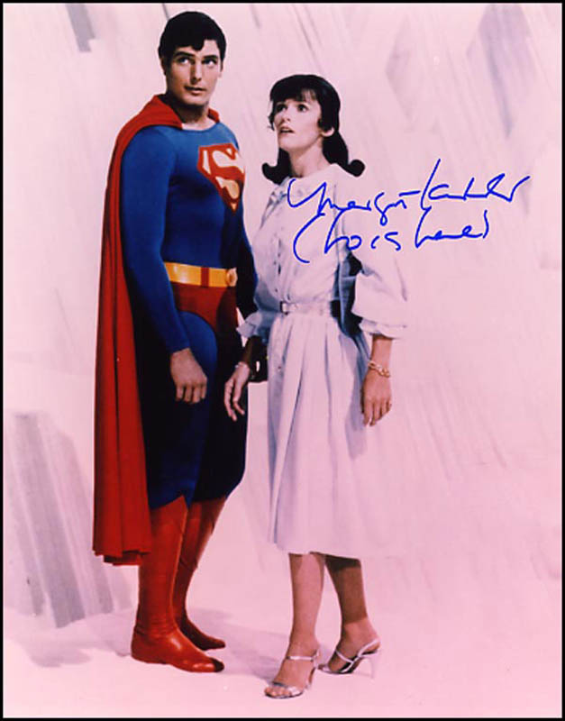 Image 1 for Margot Kidder - Autographed Signed Photograph - HFSID 266733