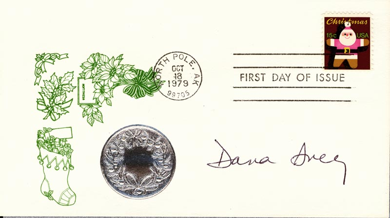 Image 1 for Dana IVey - First Day Cover Signed - HFSID 267225