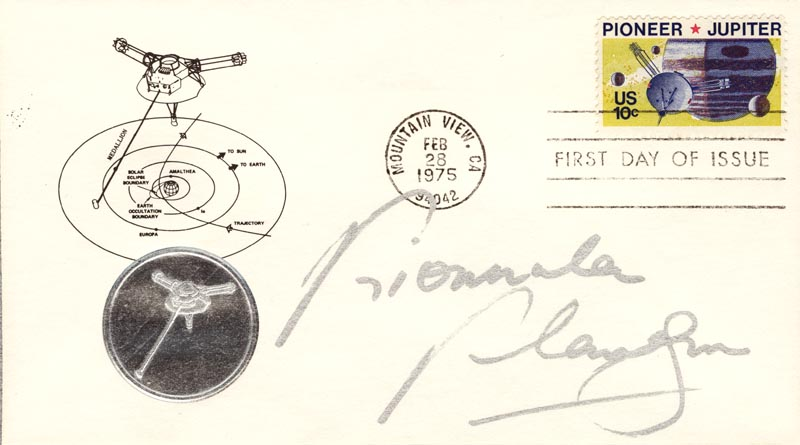 Image 1 for Fionnula Flanagan - First Day Cover Signed - HFSID 267292