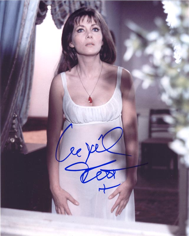 Image 1 for Ingrid Pitt - Autographed Signed Photograph - HFSID 267986