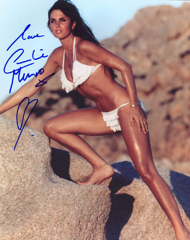Image 1 for Caroline Munro - Autographed Signed Photograph - HFSID 268305