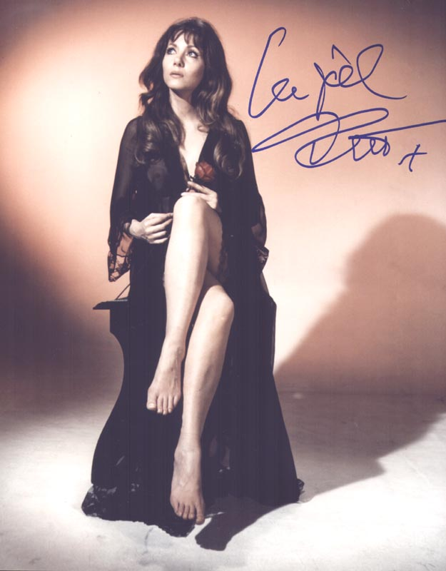 Image 1 for Ingrid Pitt - Autographed Signed Photograph - HFSID 268313