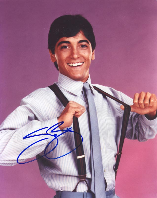 Image 1 for Scott Baio - Autographed Signed Photograph - HFSID 268811