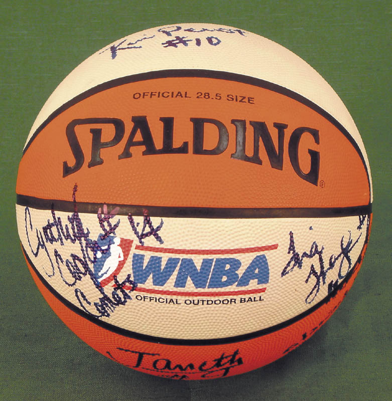 Image 1 for Houston Comets (Wnba) - Basketball Signed Circa 1997 with co-signers - HFSID 269131