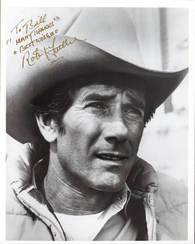 Image 1 for Robert Fuller - Autographed Inscribed Photograph - HFSID 269389