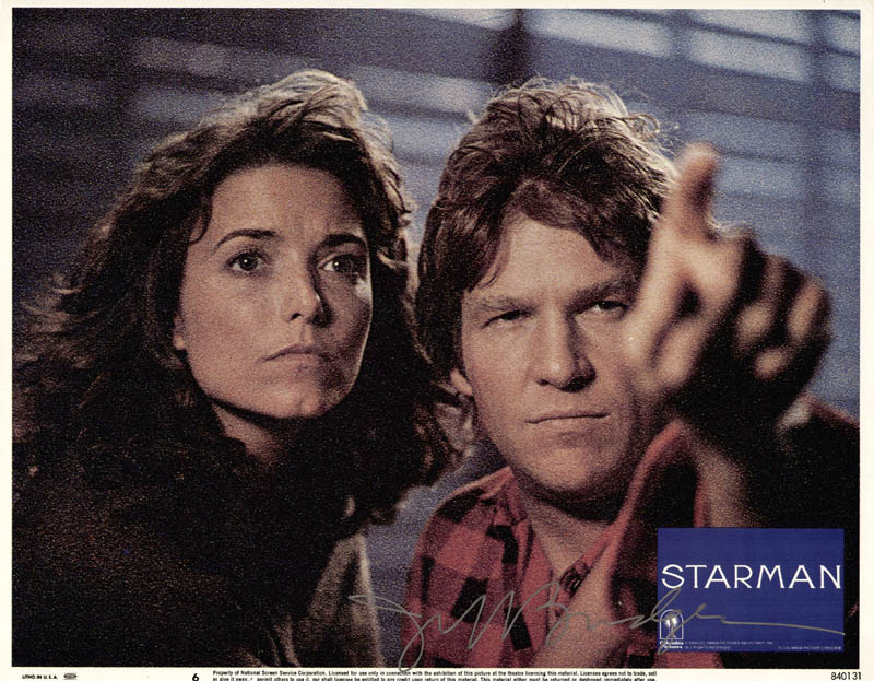 Image 1 for Jeff Bridges - Lobby Card Signed - HFSID 269452