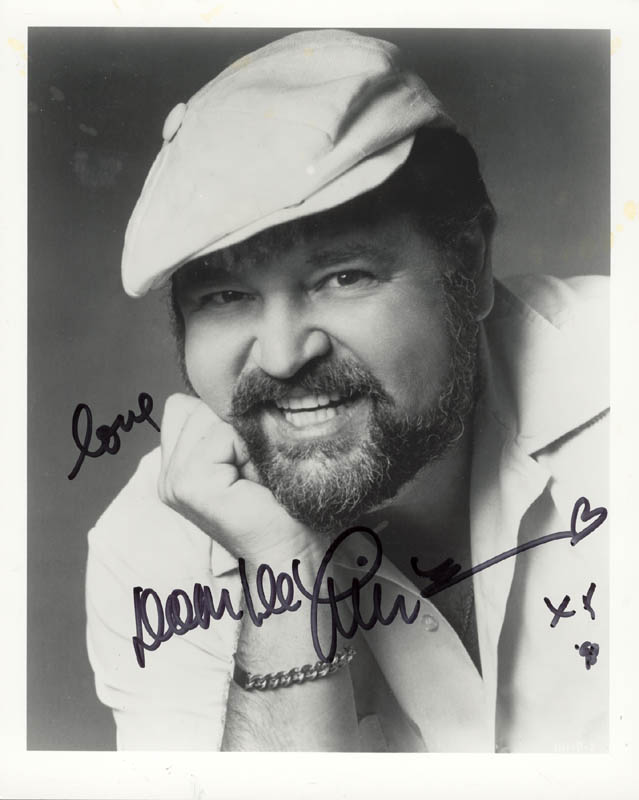 Image 1 for Dom Deluise - Autographed Signed Photograph 1998 - HFSID 269630