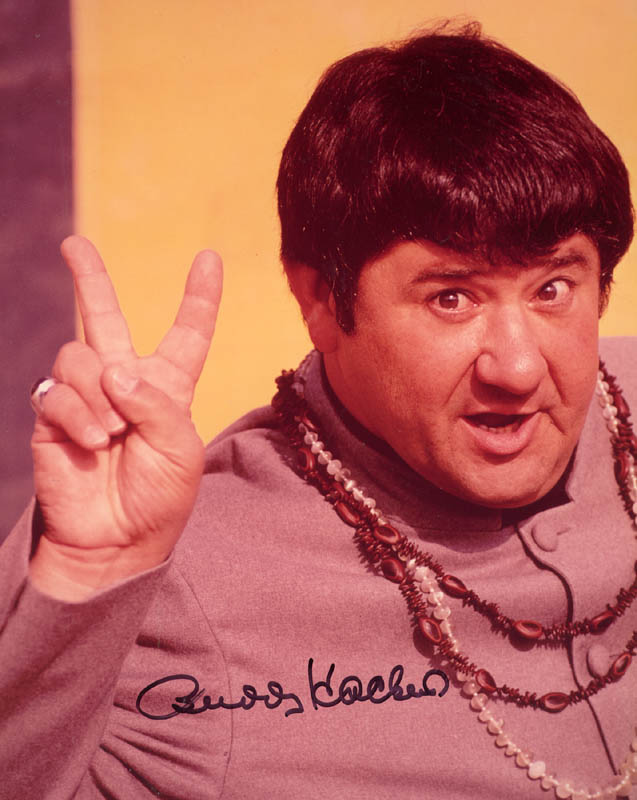 Image 1 for Buddy Hackett - Autographed Signed Photograph - HFSID 269644