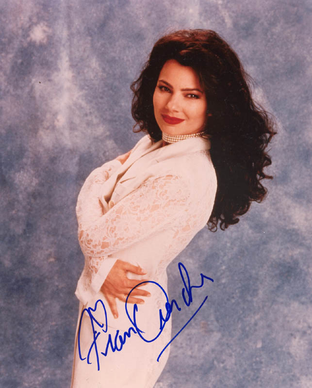 Image 1 for Fran Drescher - Autographed Signed Photograph - HFSID 269650