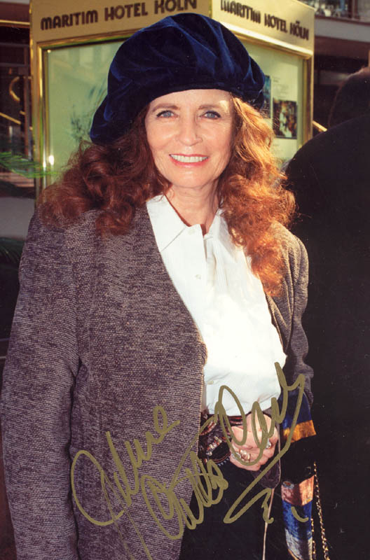 Image 1 for June Carter Cash - Autographed Signed Photograph - HFSID 269683
