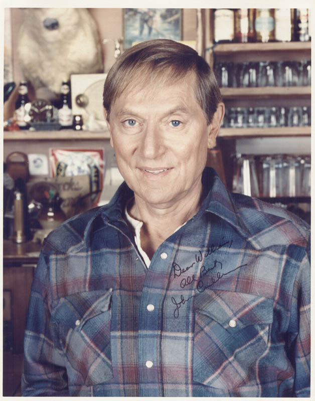 Image 1 for John Cullum - Autographed Inscribed Photograph - HFSID 269733