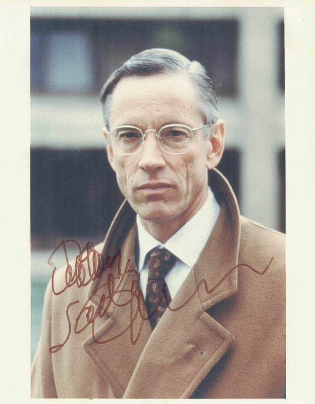 Image 1 for Scott Glenn - Autographed Inscribed Photograph - HFSID 269762