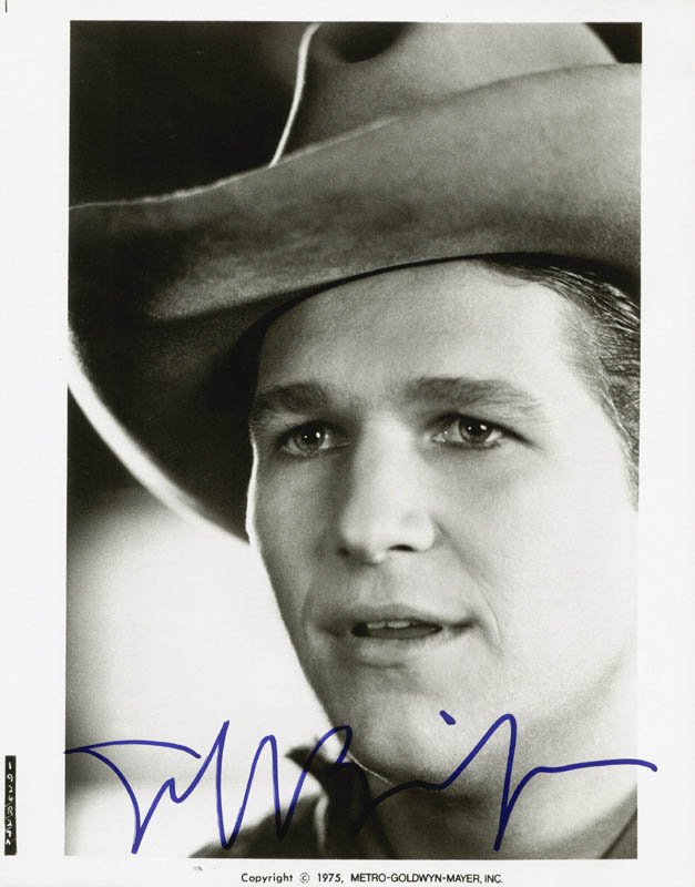 Image 1 for Jeff Bridges - Printed Photograph Signed In Ink - HFSID 269774