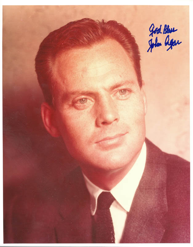 Image 1 for John Agar - Autographed Signed Photograph - HFSID 269794