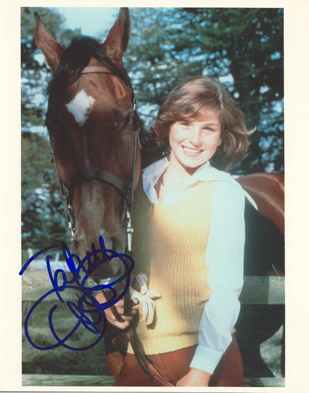 Image 1 for Tatum O'Neal - Autographed Signed Photograph - HFSID 269804